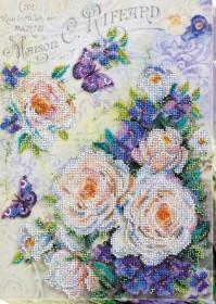 Набор для вышивания бисером Цветы для любимой Абрис Арт АВ-716 - 450.00грн.