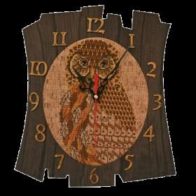 Набор для вышивки в смешанной технике Время мудрости, , 460.00грн., РТ6511, Новая Слобода (Нова слобода), Часы