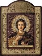 Набор для вышивки бисером с рамкой Св. Вмч. Целитель Пантелеймон