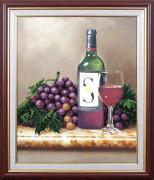 Набор для вышивки бисером Молодое вино