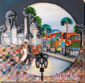Набор-миди для вышивки бисером на натуральном художественном холсте Ла-Бока Абрис Арт AMB-037 - 219.00грн.