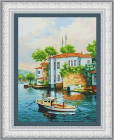 Набор для вышивки крестом Стамбул