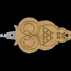 Нитевдеватель Сова FLNT-012 Волшебная страна FLNT-012