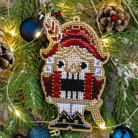 Набор для вышивки бисером по дереву FLK-392 Волшебная страна FLK-392 - 166.00грн.