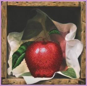 Набор для вышивки бисером Яблоко Картины бисером Р-384 - 210.00грн.