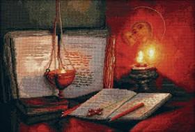 Набор для вышивки крестом Священное писание Чарiвна мить (Чаривна мить) М-377 - 519.00грн.