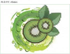 Схема для вышивки бисером на габардине Киви Acorns А6-Д-010 - 23.00грн.