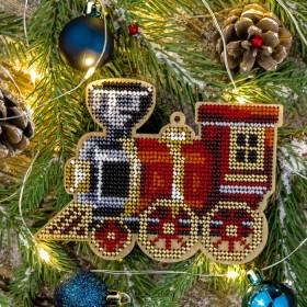 Набор для вышивки бисером по дереву FLK-385 Волшебная страна FLK-385 - 192.00грн.