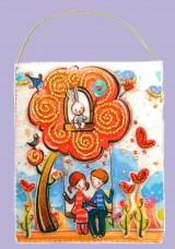 Набор для вышивки бисером Подарочный конвертик Баттерфляй (Butterfly) F501