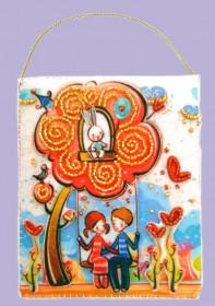 Набор для вышивки бисером Подарочный конвертик Баттерфляй (Butterfly) F501 - 52.00грн.