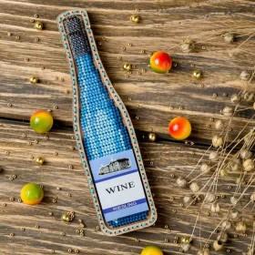 Набор для вышивки бисером по дереву Вино Волшебная страна FLK-363 - 178.00грн.