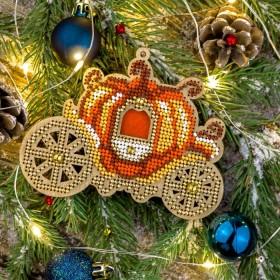 Набор для вышивки бисером по дереву FLK-384 Волшебная страна FLK-384 - 143.00грн.