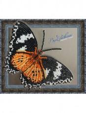 Набор для вышивки бисером на прозрачной основе Бабочка Цитозия Библс Вдохновение BGP-005