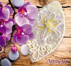 Набор для вышивки бисером украшения на натуральном художественном холсте Маленькая загадка Абрис Арт AD-016 - 115.00грн.