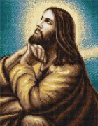 Набор для вышивки крестом Мольба Иисуса