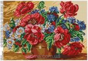Схема вышивки бисером на атласе Маки