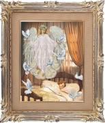 Набор для вышивки крестом Ангел сна