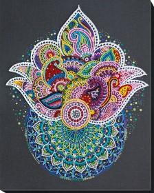 Набор для вышивки бисером Созерцая Абрис Арт АВ-714 - 513.00грн.