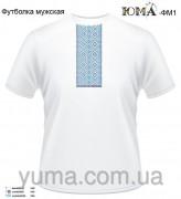 Мужская футболка для вышивки бисером ФМ-1