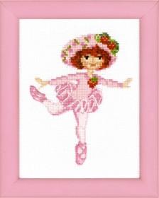 Набор для вышивки крестом Арабеск Cristal Art ВТ-033 - 52.00грн.