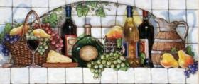 Набор для выкладки алмазной мозаикой Фруктовые вина Алмазная мозаика DM-050 - 675.00грн.