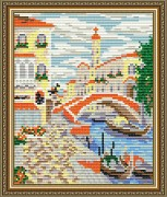 Набор для выкладки алмазной мозаикой В Венеции