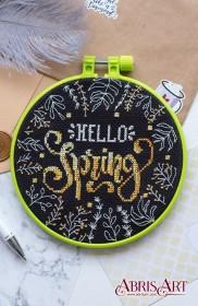 Набор для вышивки крестом Весна Абрис Арт АНМ-012 - 101.00грн.