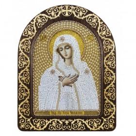 Набор для вышивки икон в рамке-киоте Богородица Умиление, , 342.00грн., СН5006-У, Новая Слобода (Нова слобода), Маленькие иконы