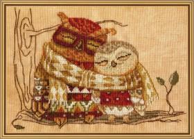 Набор для вышивки крестом Семейное тепло Новая Слобода (Нова слобода) СР4221 - 160.00грн.