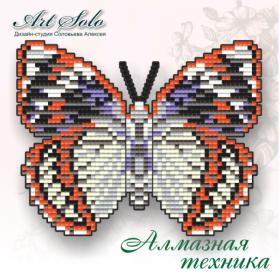 Набор-магнит для выкладки алмазной мозаикой Переливница Шренка Art Solo БАТ23 - 110.00грн.