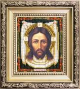 Набор для вышивки ювелирным бисером Спас Нерукотворный