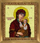 Набор для вышивки ювелирным бисером Икона Утоли мои печали