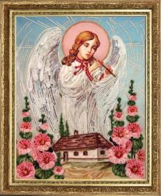 Набор для вышивки бисером Песня ангела (по картине А. Охапкина), , 316.00грн., 804Б, Баттерфляй (Butterfly), Сказочные персонажи