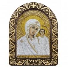 Набор для вышивки икон в рамке-киоте Богородица Казанская
