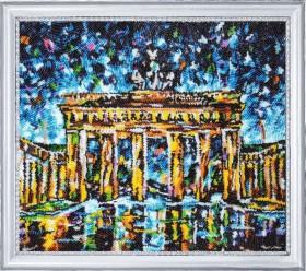 Набор для вышивки бисером Брандербургские ворота Баттерфляй (Butterfly) 752Б - 690.00грн.