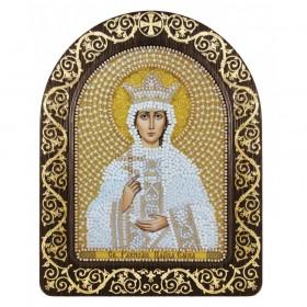 Набор для вышивки икон в рамке-киоте Св. Равноап. Царица Елена Новая Слобода (Нова слобода) СН5029-У - 342.00грн.