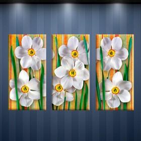 Набор для выкладки алмазной мозаикой Весеннее настроение, , 800.00грн., DM-150, DIAMONDMOSAIC, Пейзажи