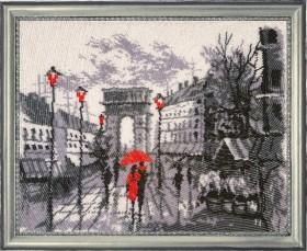 Набор для вышивки бисером Триумфальная арка (по картине О. Дарчук)