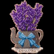 Набор для вышивки по дереву Чайничек
