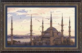 Набор для вышивки крестом Мечеть Султанахмет Cristal Art ВТ-516 - 303.00грн.