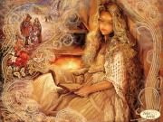 Схема для вышивки бисером на атласе История любви