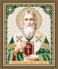 Схемы вышивки бисером на авторской канве Священомученик Епископ Валентин Art Solo VIA5184 - 25.00грн.