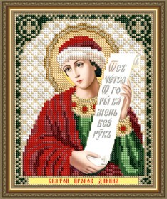 Схемы вышивки бисером на авторской канве Святой Даниил Пророк  Art Solo VIA5188 - 25.00грн.