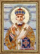 Набор для вышивки бисером Св. Николай (по картине А. Охапкина)