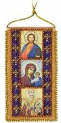 Набор для вышивки бисером Молитва водителя (укр. яз.)