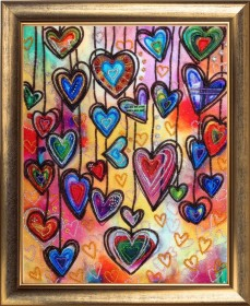 Набор вышивки бисером Праздник сердец Баттерфляй (Butterfly) 378Б - 365.00грн.