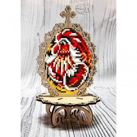 Писанка для вышивки бисером по дереву Петушок Biser-Art 37714 - 99.00грн.