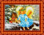 Набор для вышивки бисером В рождество
