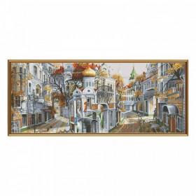 Набор для вышивки крестом Обратная сторона столицы Новая Слобода (Нова слобода) РЕ0335 - 316.00грн.
