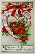 Набор для вышивки ювелирным бисером День Св. Валентина 2